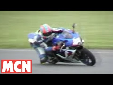 Body Positioning when cornering