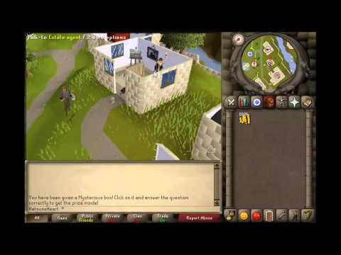 How to buy a House in 2007 Runescape [Construction]