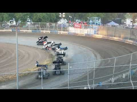 Plaza Park Raceway KOFC Rd7 6/8/18 Restricted Heat 3