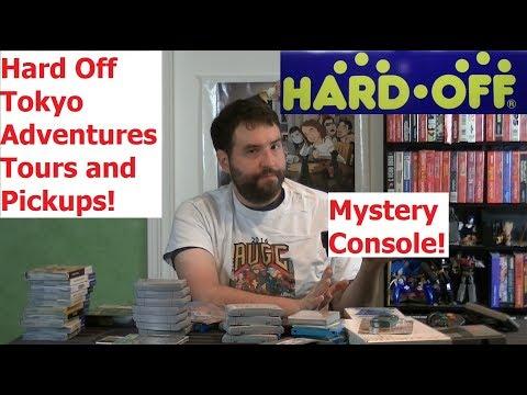 Hard Off - Game Store in Tokyo - Tour & Pickups - Adam Koralik