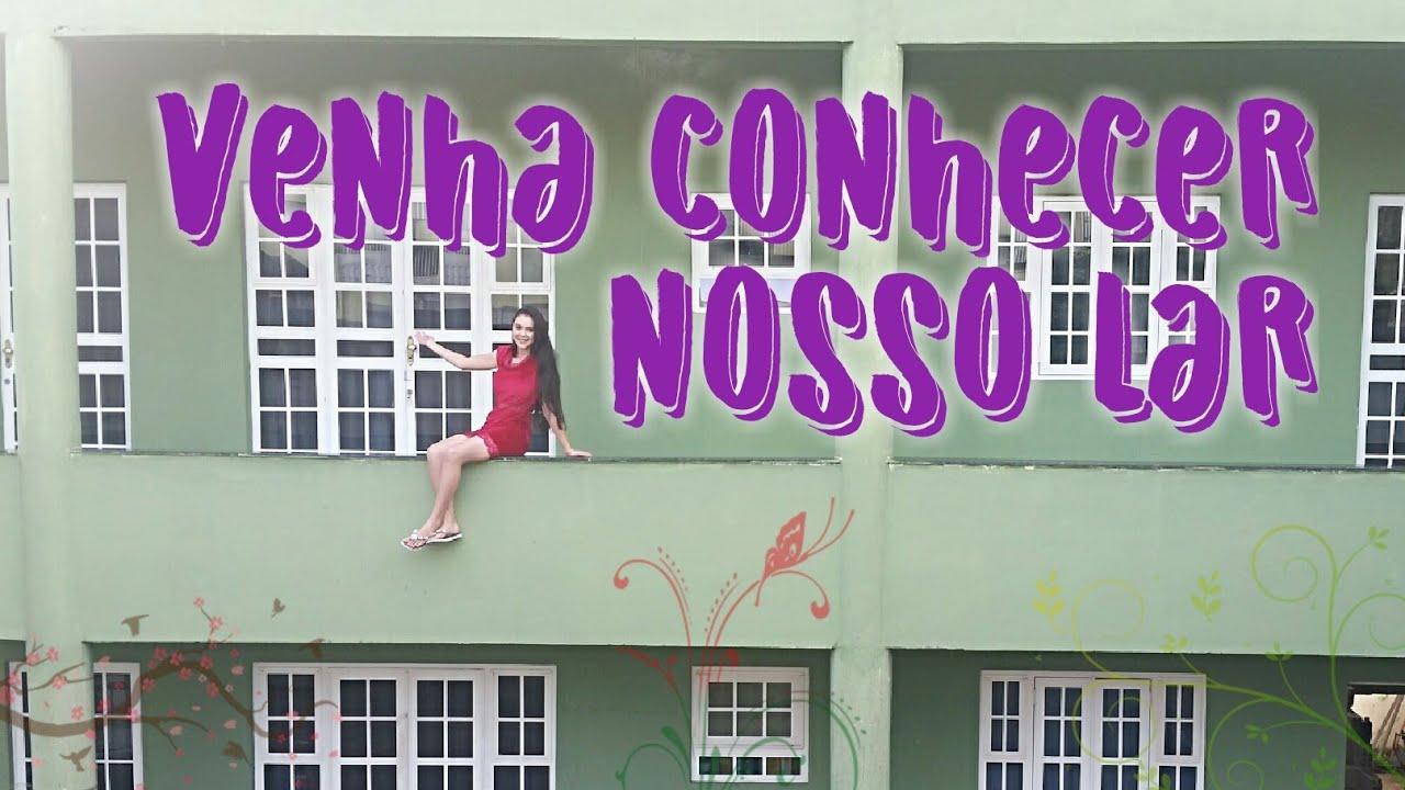 TOUR PELA MINHA CASA ????