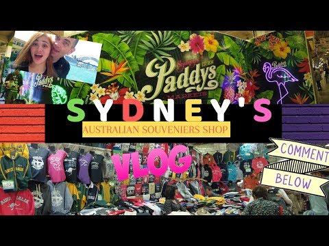 Paddys Market Shop | Australian Souvenir Shop |Souvenir Shop Sydney