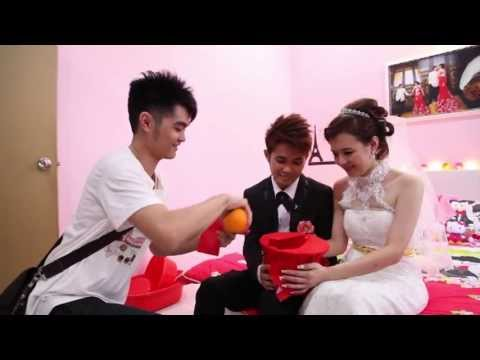 Sing Pauline S Wedding Day Full Version Part Two Malaysia Chinese Video