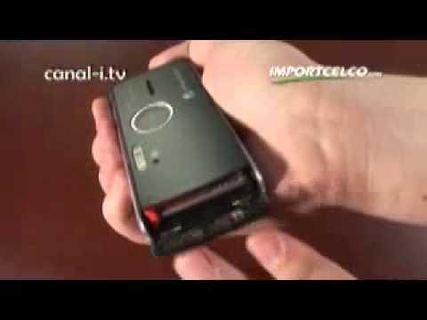 Sony Ericsson K850 review en español