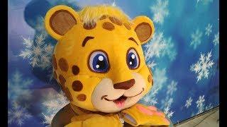 Ростовая кукла Леопард малыш обзор готовой | Ростовые куклы на заказ