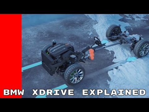 BMW xDrive All Wheel Drive System Explained