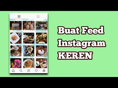 Feed Instagram | Cara Membuat Instagram Feed Puzzle Keren Menggunakan Photoshop