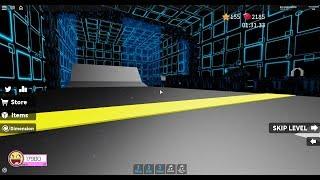 Speed Run 4 (Cybernaught Dimension) | Roblox