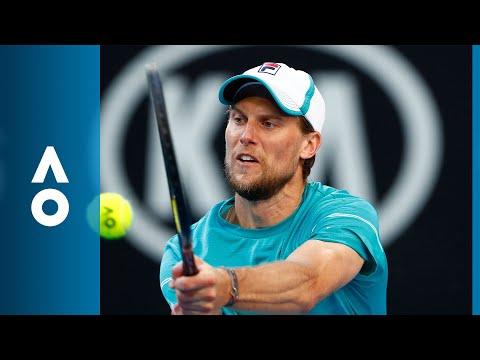Andreas Seppi v Ivo Karlovic match highlights (3R)   Australian Open 2018