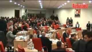 Aydın Belediye Meclisi'nde kavga!