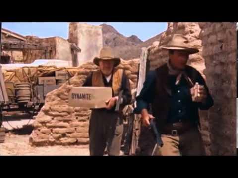 Rio Bravo: Stumpy to the rescue: