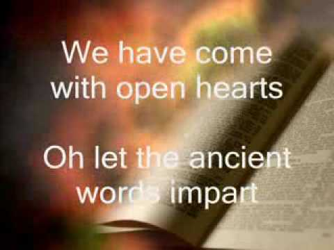 Ancient Words - Michael Smith