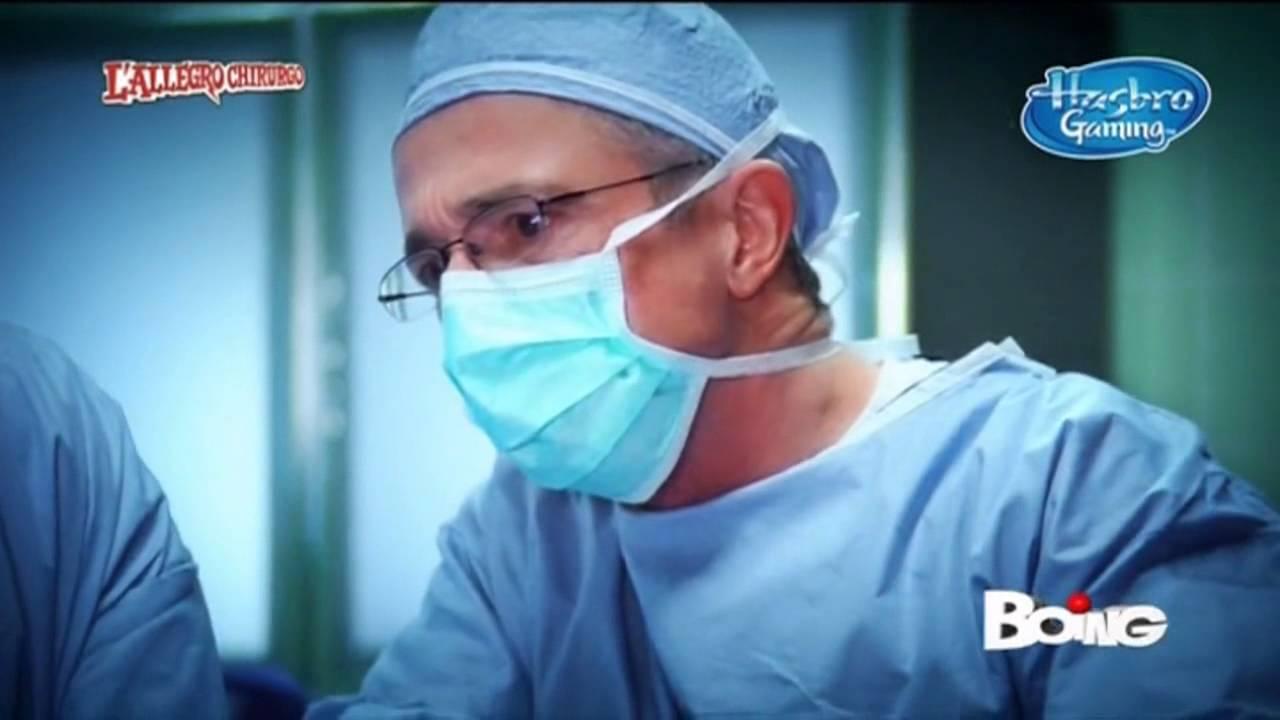 L 39 allegro chirurgo fa la puzzetta spot 2015 youtube for L allegro stampatello