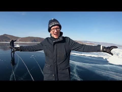 видео: Я сломал Байкал. Бэкстэйдж со съёмок TrackHawk.