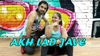 Akh Lad Jave / Bollywood Dance And Fitness Choreography/ Zumba Fitness / Studio xd
