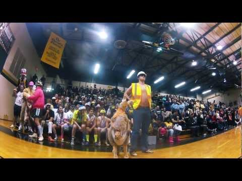 Harlem Shake - Concord High School Student Section