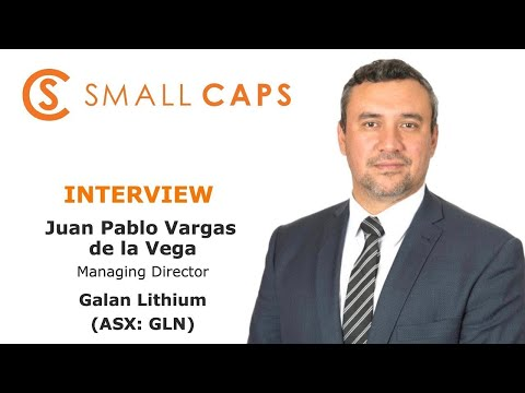 Galan Lithium aspires to become preferred lithium carbonate supplier from Argentinian brine assets