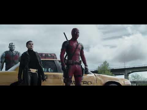 Deadpool movie comedy scenes [HINDI]