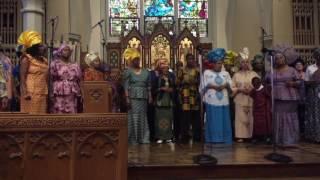 St. Thomas Gospel Choir at Calvary, Memphis