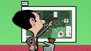 Flat Pack | Mr. Bean Cartoon