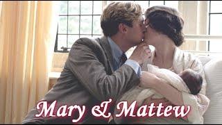 Мэри и Мэтью Кроулли || Je t'aime