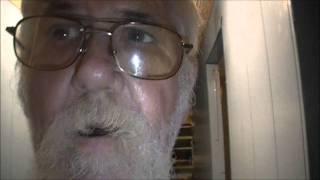 Angry Grandpa Destroys Bathroom