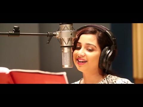 Mona Darling Song Making || Shreya Ghoshal || Sonu Nigam|| Recording in Studio