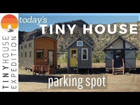Tiny House Community In Durango, CO | S1 E8 Today's Tiny House Parking Spot