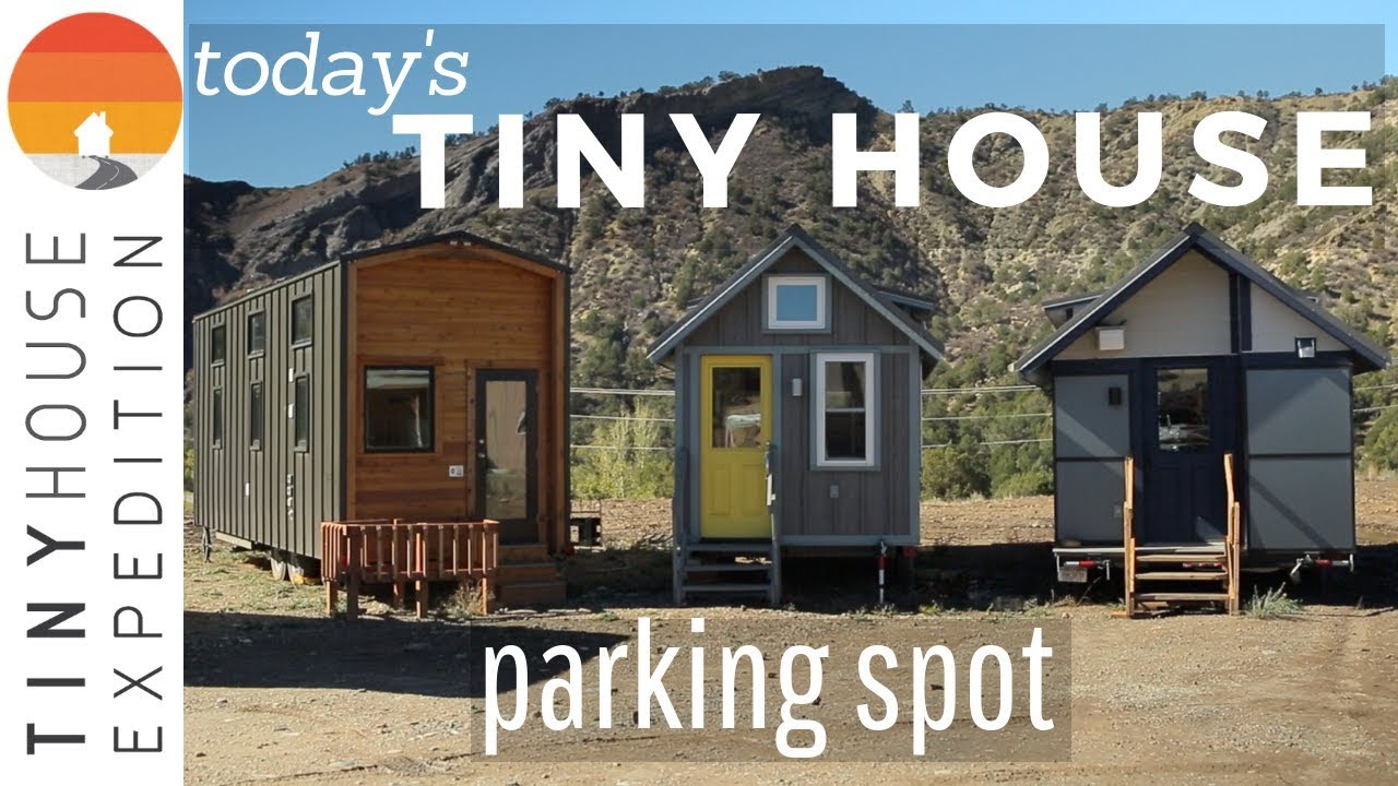 Mobile Home Parking Space on mobile home parking lot, tiny house parking space, motorcycle parking space,