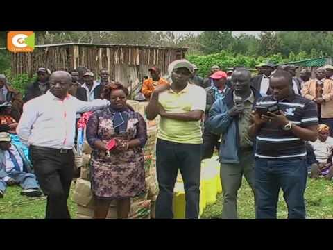 Inooro FM celebrates its 13 birthday at the home of the late Dedan Kimathi