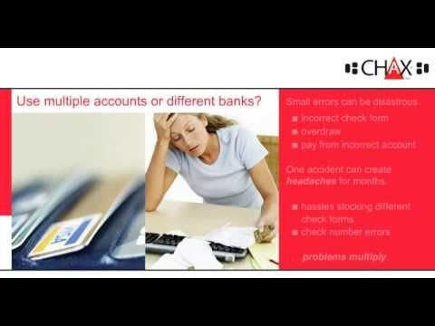 Check Printing Software - Print Your Own Checks on Blank Check Stock