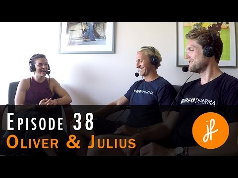 Micronutrients and quality supplementation with Oliver Amdrup and Julius Heslet - PH38