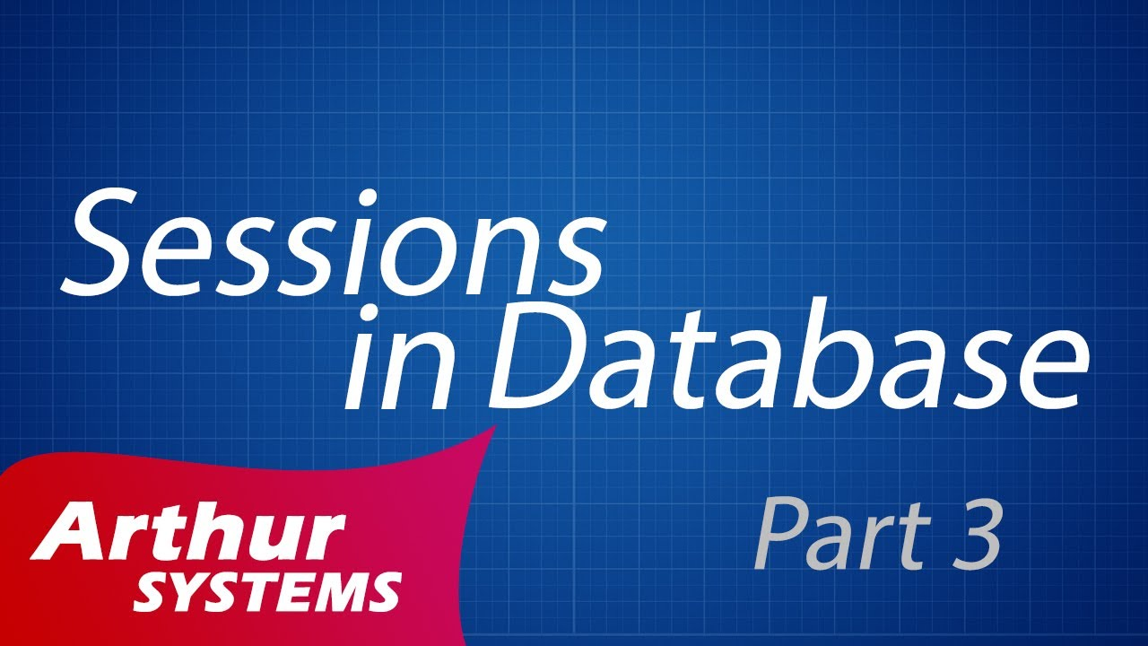PHP - Storing Sessions in a Database - Part 3