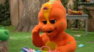 Barney: Clean Up, Clean Up! - Clip