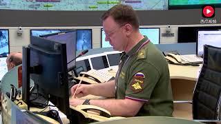 潜射导弹打击叙利亚境内IS目标 展现俄军方发射导弹执行过程
