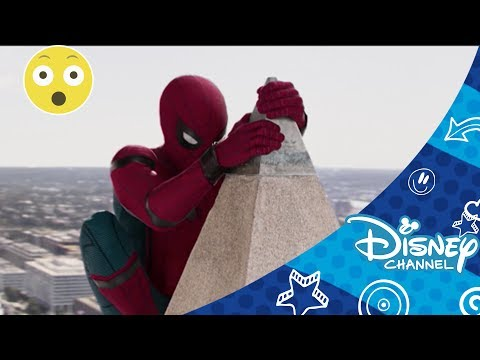Especial Spider-Man Homecoming | Amigos desde el instituto | Disney Channel Oficial