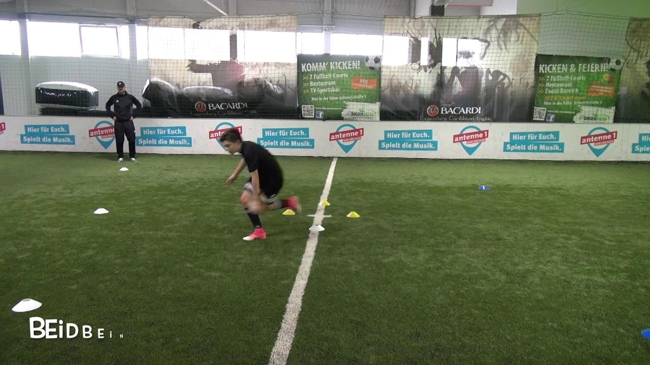 31 Spezialtraining Schnelligkeit Und Koordination Fussball