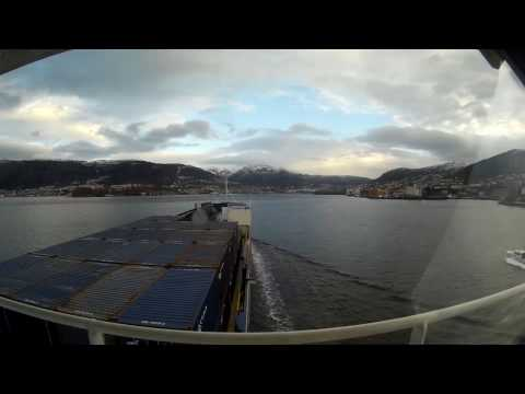 Life as a Deck Cadet on RORO vessel