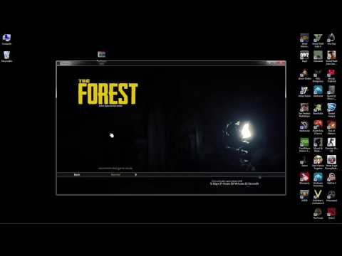 The Forest V1.08 - Multiplayer Work - Free download 2018