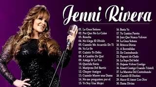 JENNI RIVERA SUS MEJORES EXITOS (30 GRANDES EXITOS) - JENNI RIVERA RANCHERAS VIEJITAS MIX