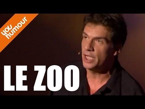 Pierre DIOT, Le zoo