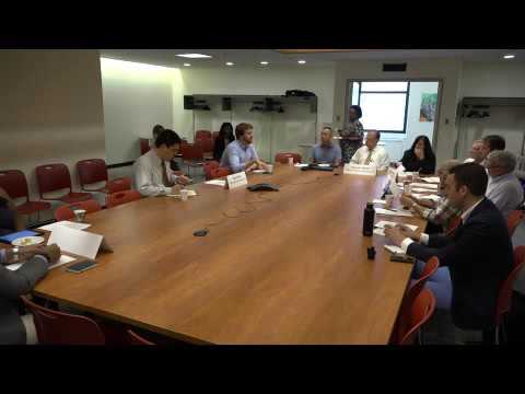 August 2016 Manhattan Borough Board Meeting