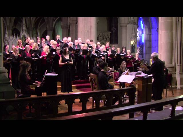 Dublin Airport Singers with Mary Flaherty - Hear my Prayer: O for the wings of a Dove - Mendelsshon