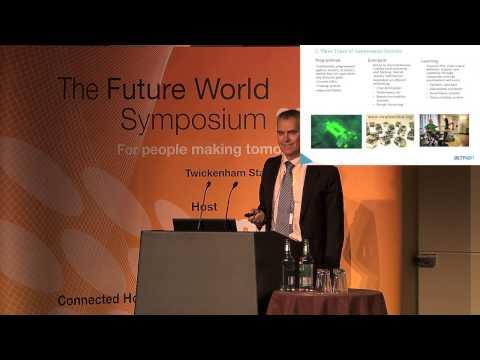 Chris Wild of Altran on Autonomous Systems HD