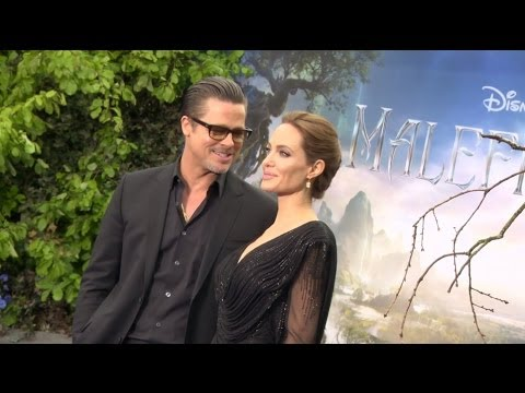 Maleficent - Red Carpet Event, Kensington Palace - Official Disney | HD