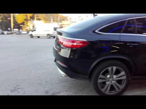 Mercedes gle 350d in Greece