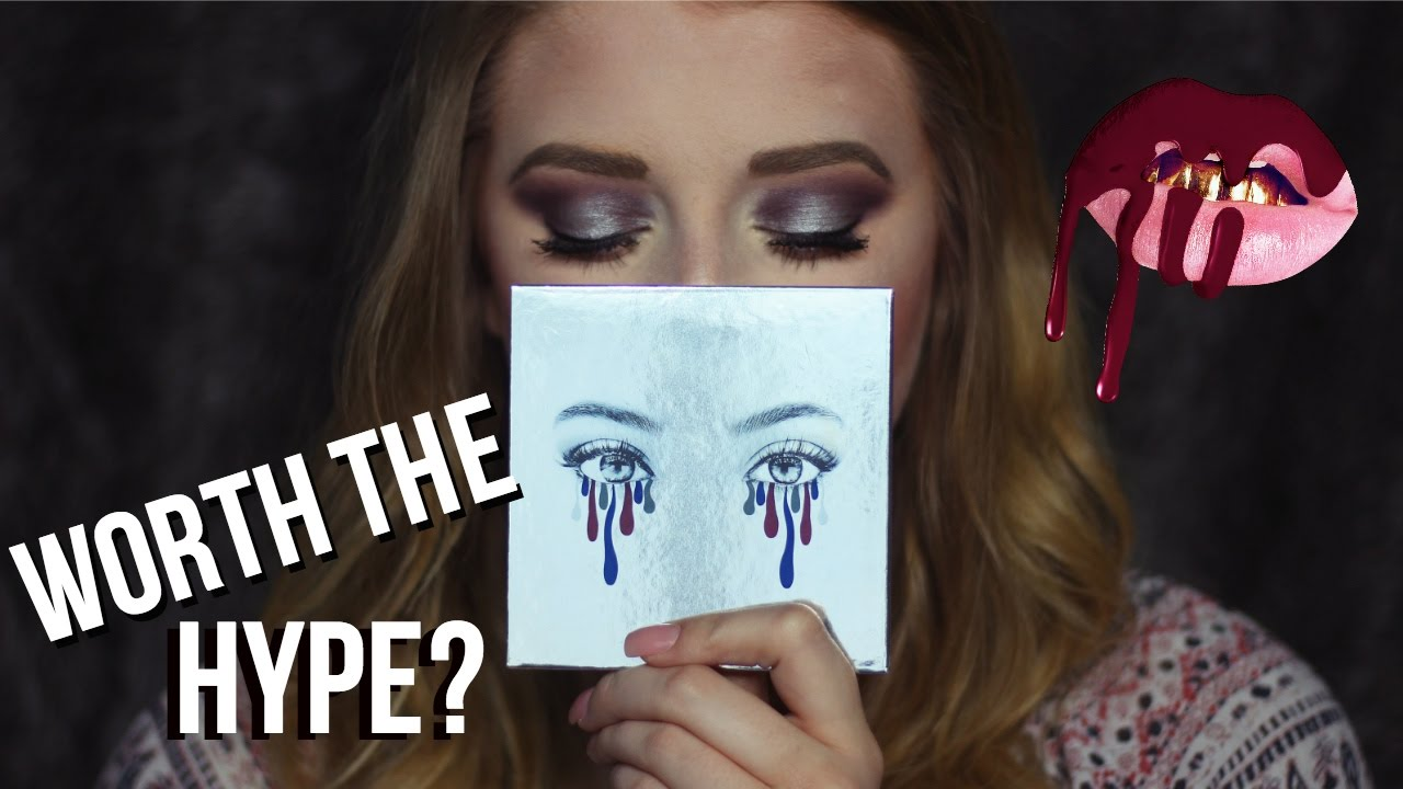 2Pgft kylie holiday palette! review and tutorial video download