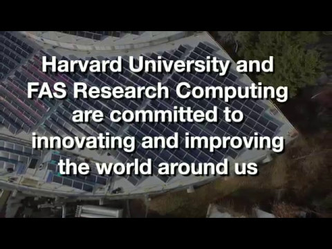 New solar panels help power Harvard's Research Computing office