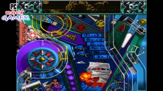 SLAM TILT Gameplay - PC & Amiga - The Pirate Hi-Score 1.120.000.000 pts