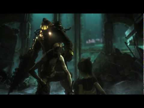 "BioShock 2 - Launch Trailer  ""We will be Reborn"""